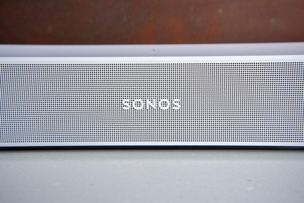 Sonos Beam (2: a Gen) fram