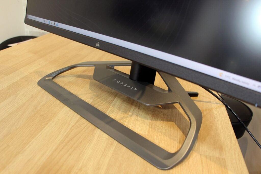 Monitorns ställning