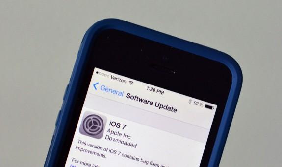 Det är dags att städa upp eventuell dödvikt före utgivningsdatumet för iOS 7.