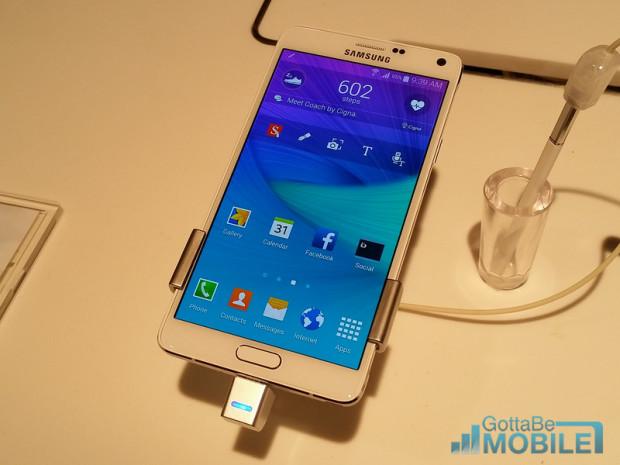 Tidiga uppgraderingar kommer för många som väntar på lanseringsdatumet för Galaxy Note 4.