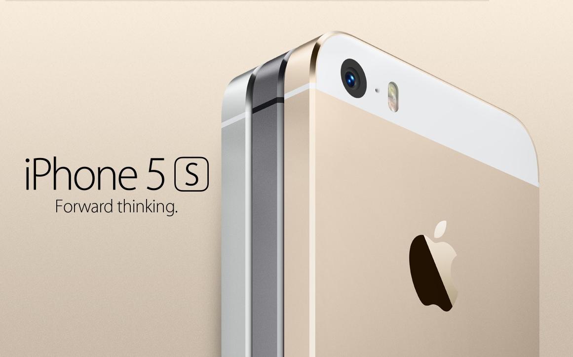 Apple kommer inte att förbeställa iPhone 5S.
