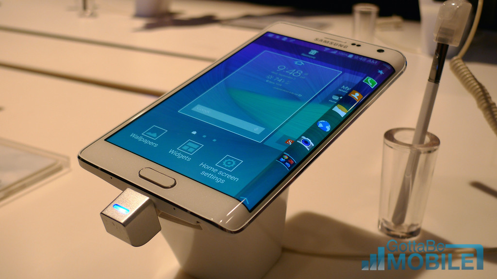 Galaxy Note Edge -foton - 9