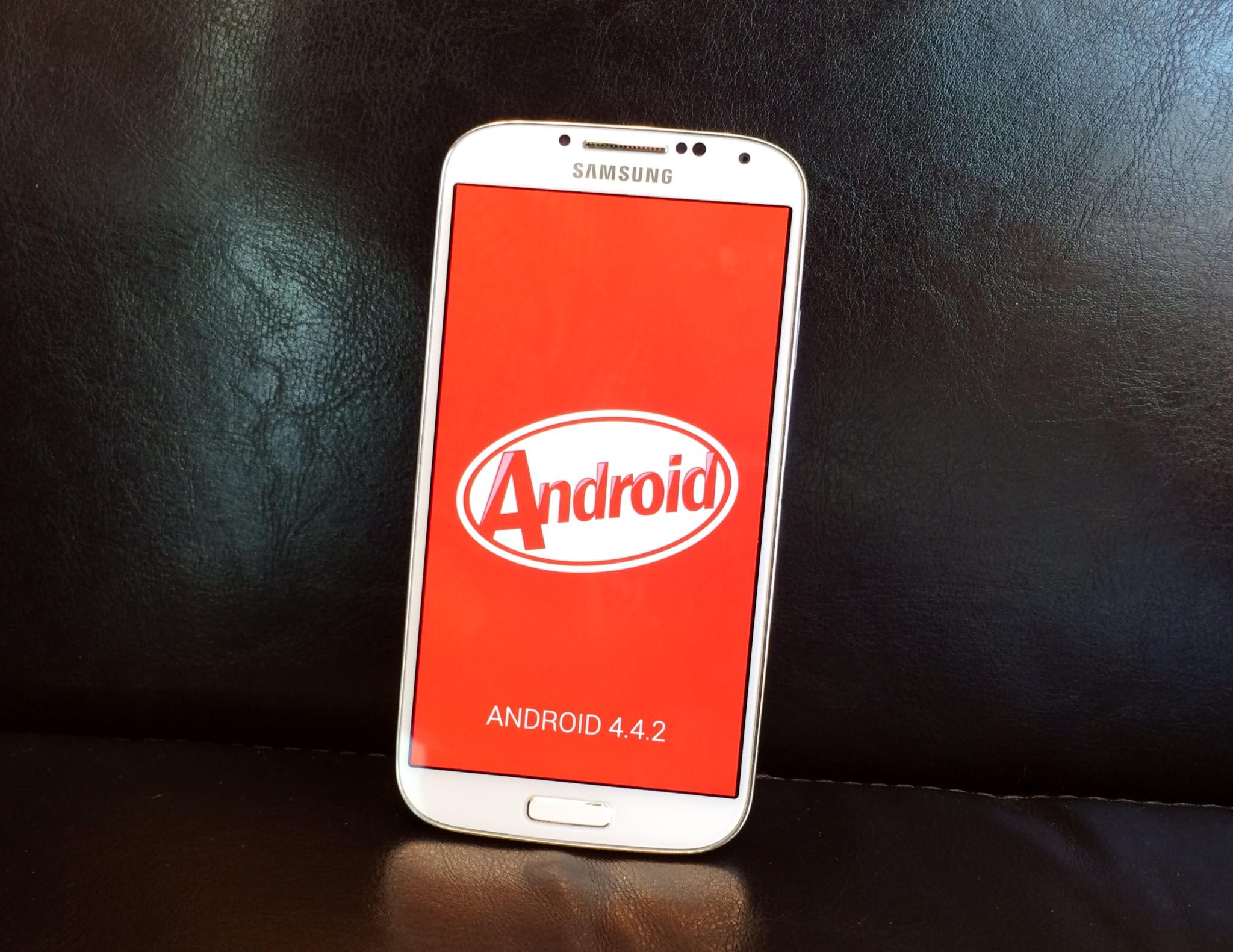 Samsung Galaxy S4 Android 4.4.2 -uppdateringen är nu tillgänglig.