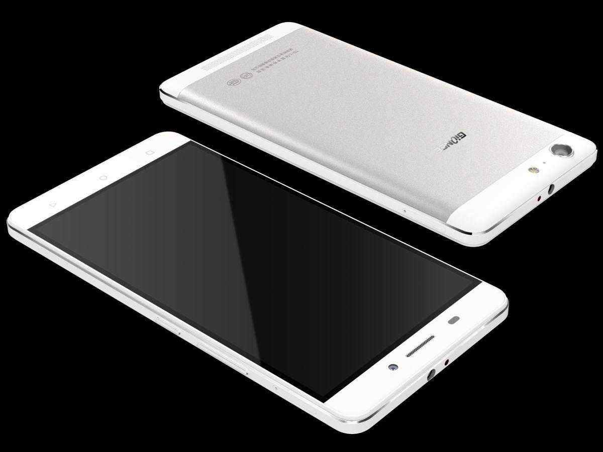 Gionee-Marathon-M5 med 5020mAh batteri