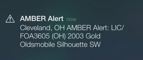 Android och iPhone Amber Alerts kan vara offline som offer för regeringens avstängning.