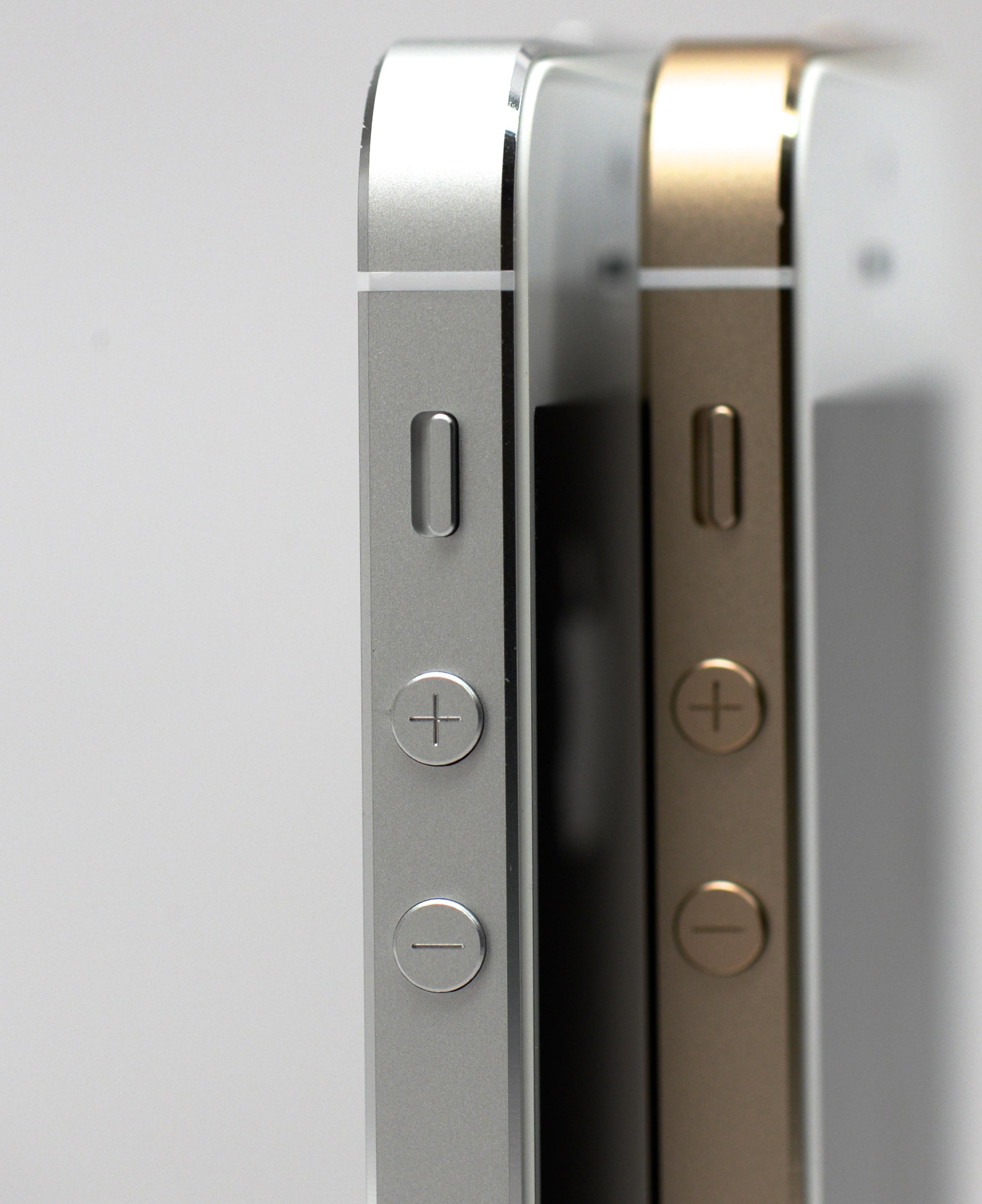 De andra iPhone -färgerna står inte inför samma typ av brist.