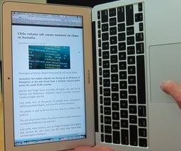 MacBook Screen Orientation