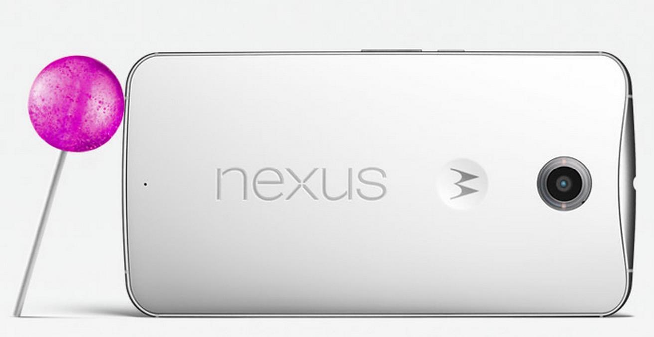 Nexus 6 släpps i november.