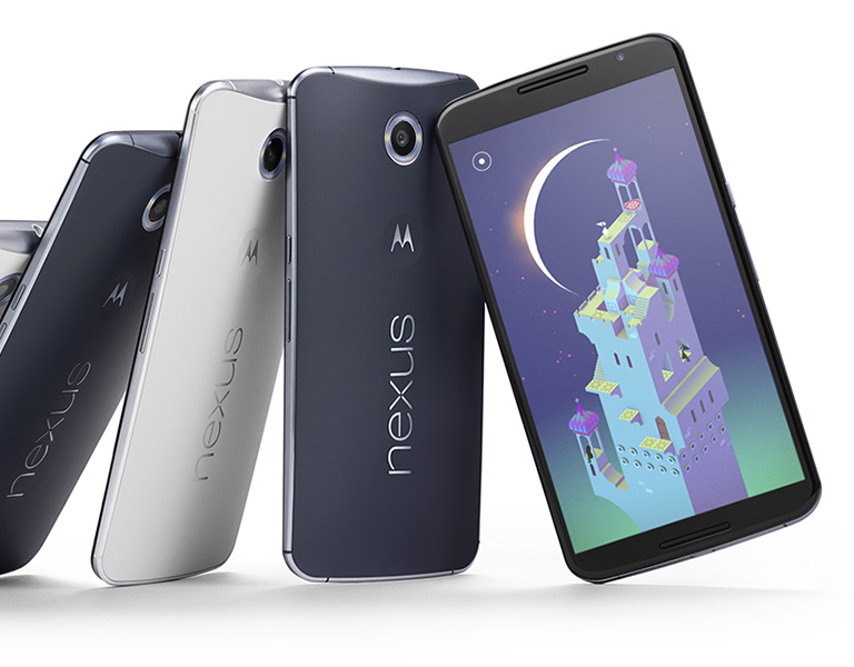 Premiumfunktioner betyder ett premium Nexus 6 -pris.