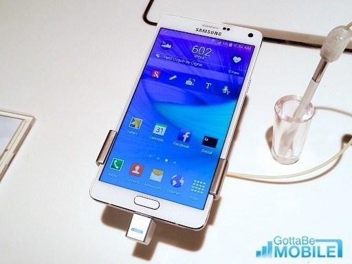Galaxy Note 4 släpps när Samsung delar dåliga nyheter.