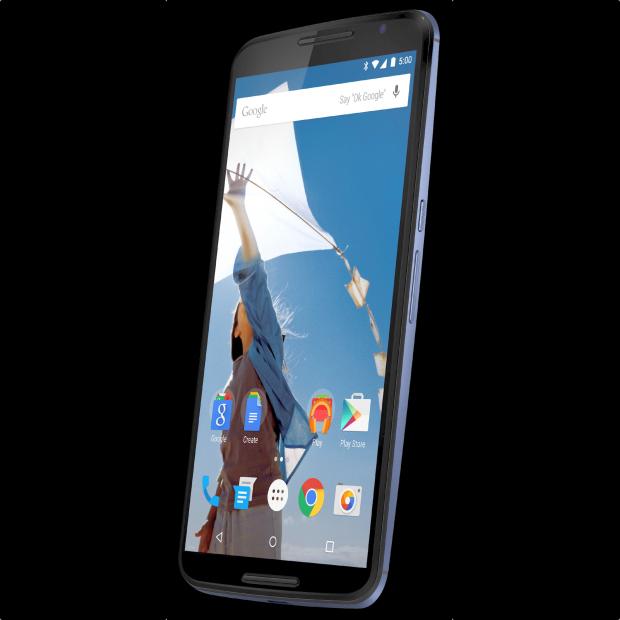 Nya detaljer visar ett möjligt Nexus 6 -pris.  Bild via Evleaks.