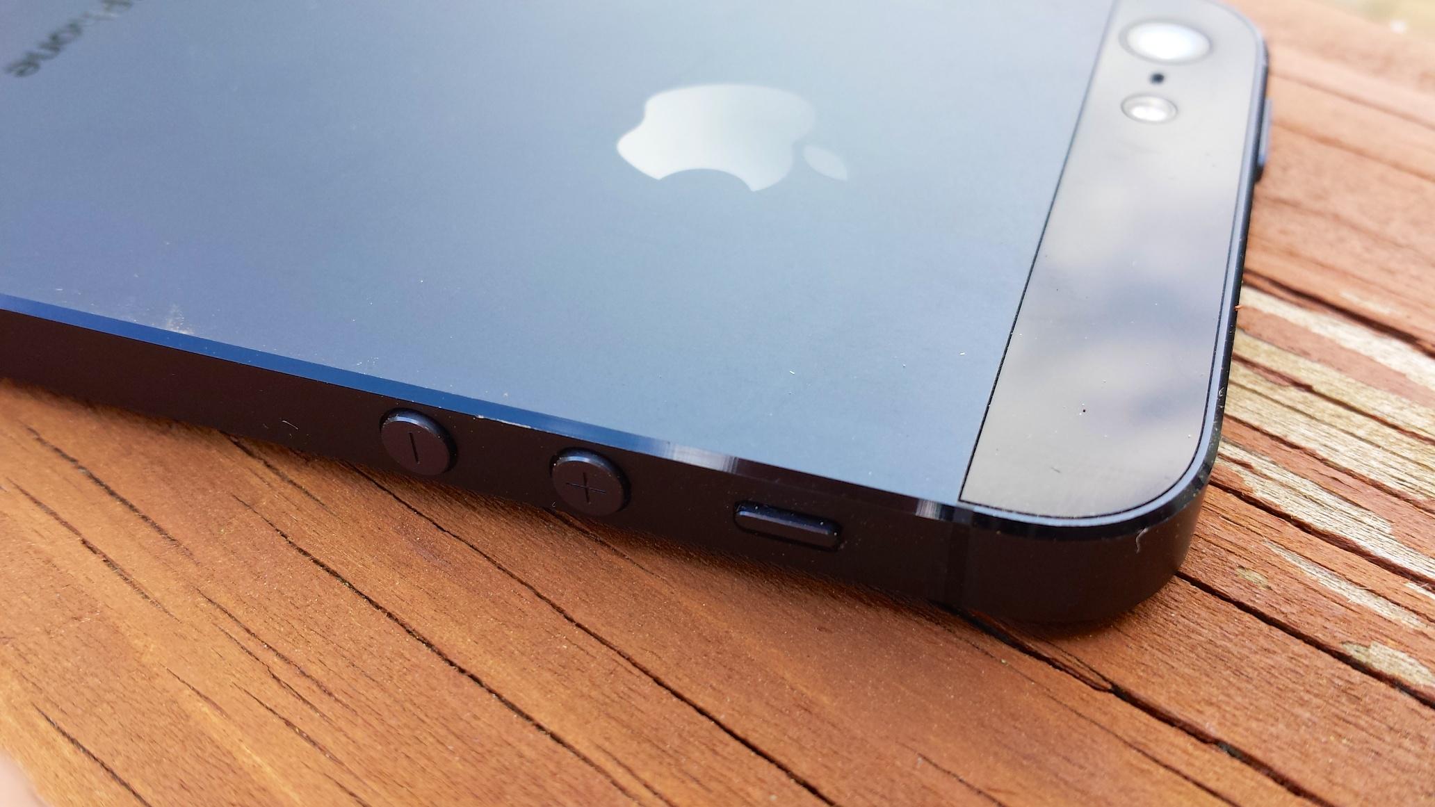 IPhone 5S kommer enligt uppgift att ha samma design.