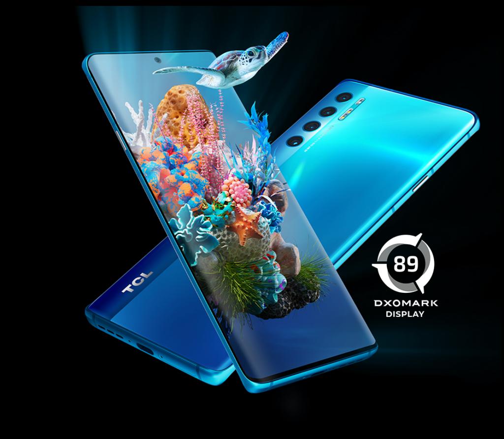 TCL phone 20 pro 5g