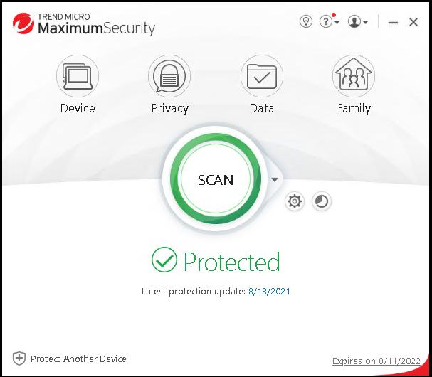 Trend Micro Maximal säkerhet