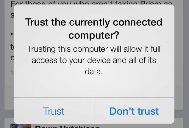 IOS 7 Säkerhet - förhindra iPhone -stöld