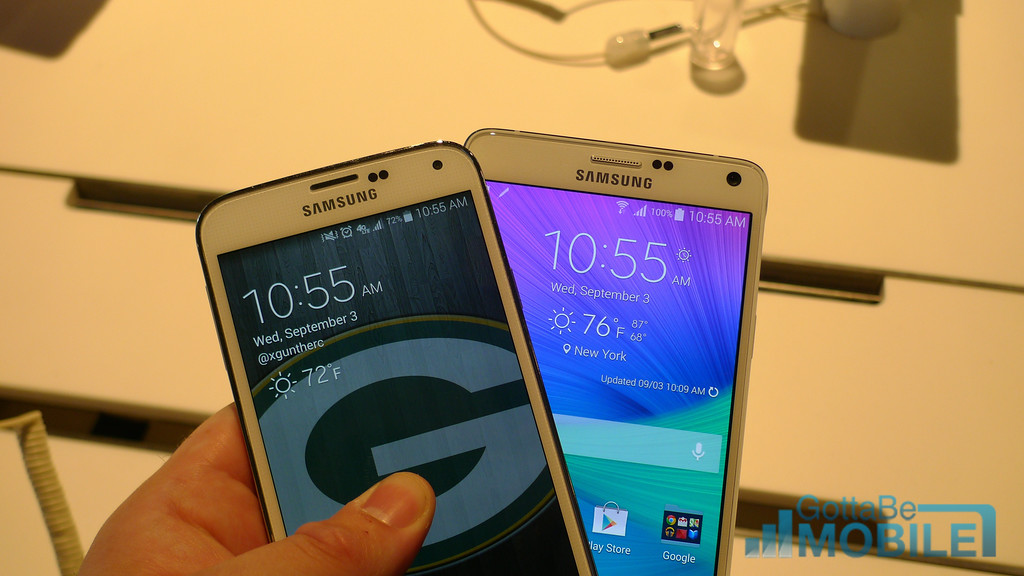 Note-4-Galaxy-S5