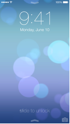 Apple meddelade iOS 7 idag på WWDC.
