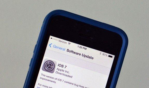 iOS 7 kommer den 18 september före iPhone 5S.