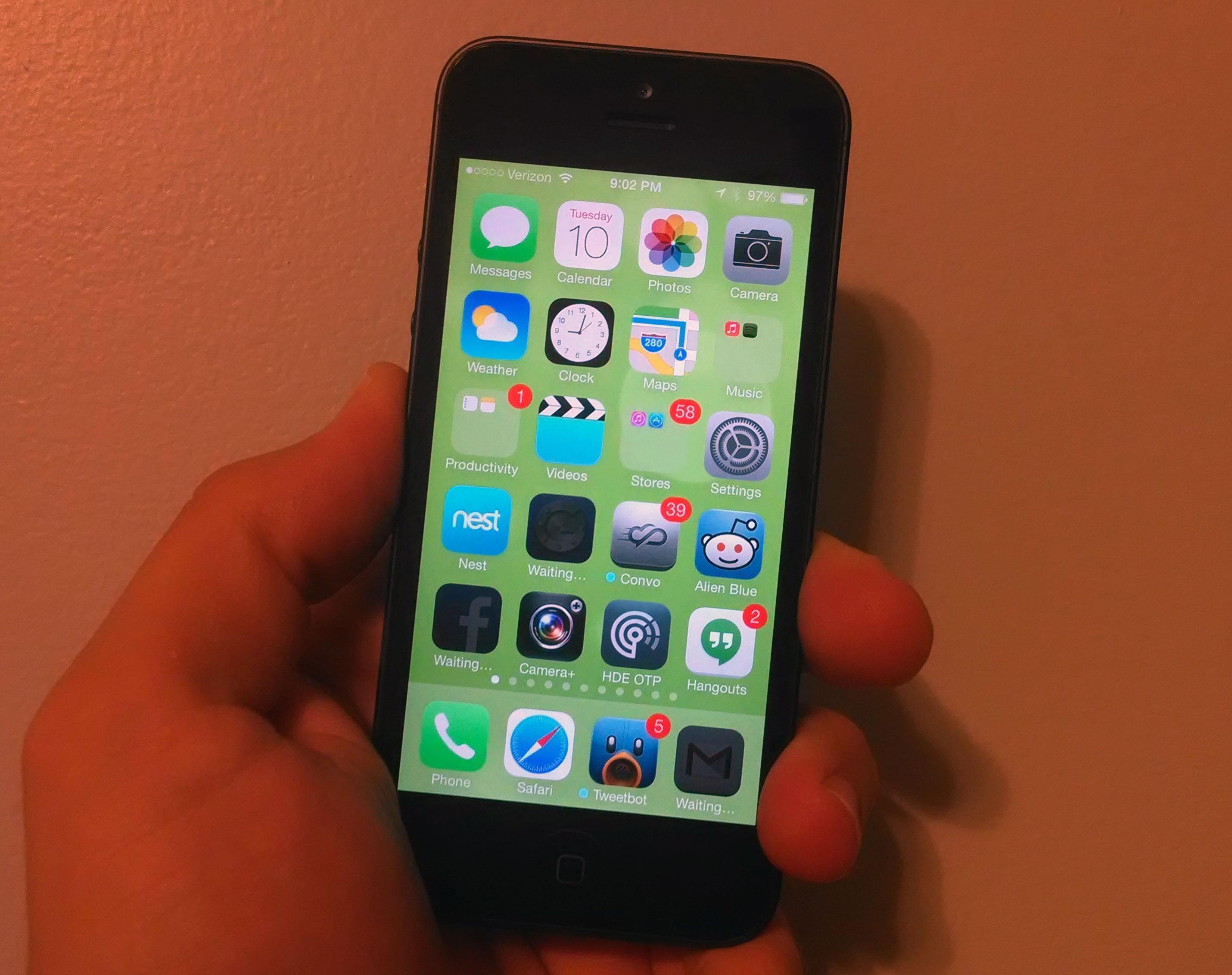 Med iOS 7 GM -nedladdningen kan alla med en enhet som stöds installera IOS 7 tidigt.