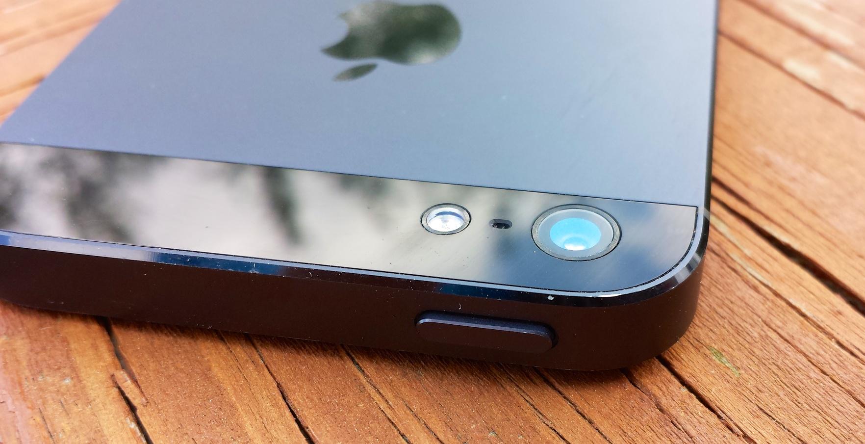 Påstådd läckage av iPhone 5S -delar som pekar på en intern omdesign.