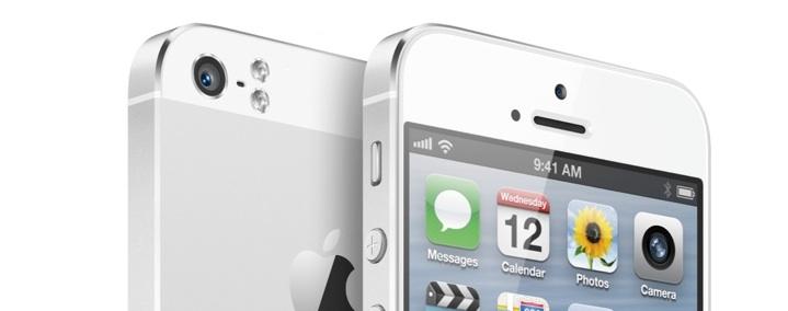 En dubbel LED-blixt på iPhone 5S kan erbjuda bättre foton i mörka förhållanden.