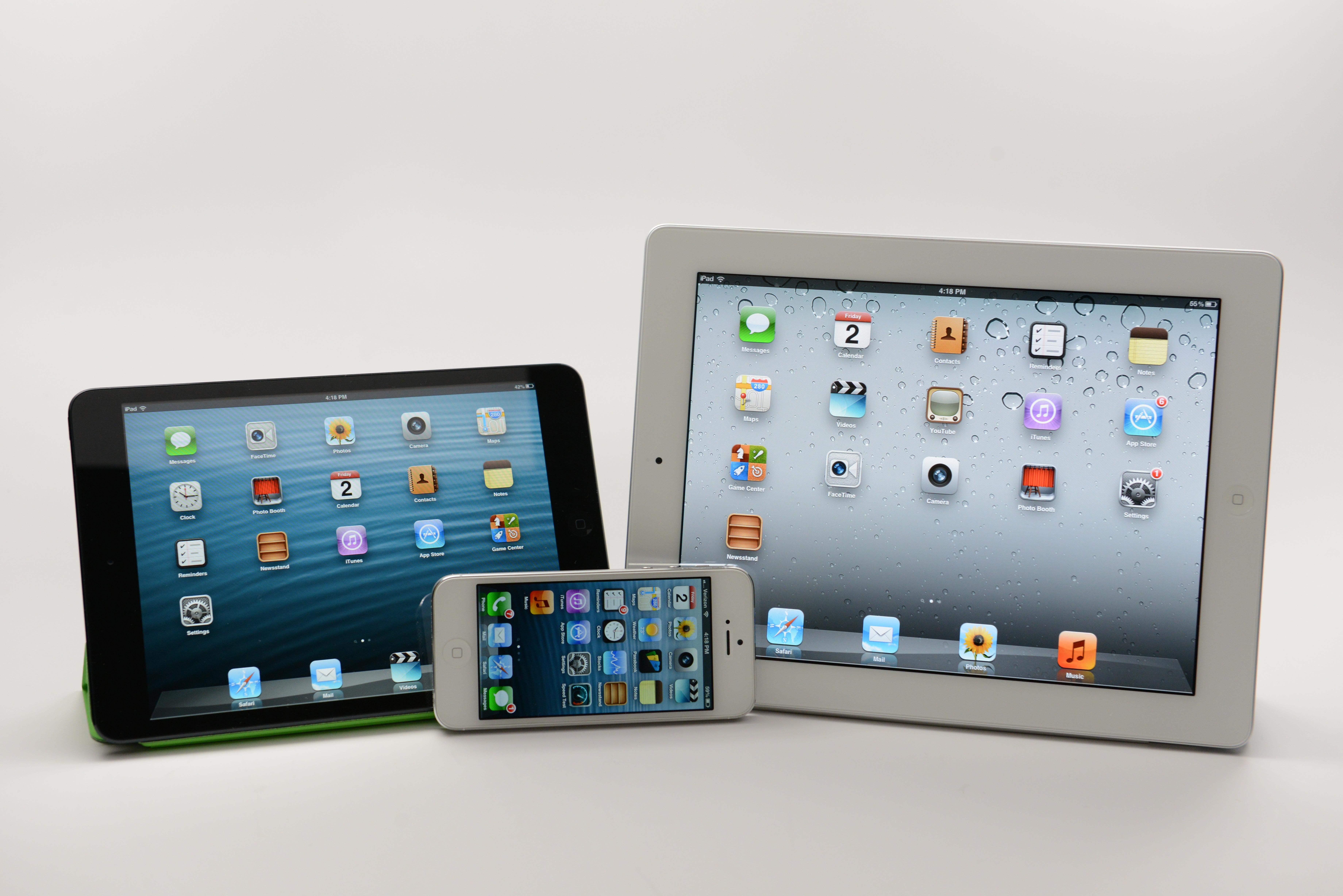 Rykten pekar på ett iPhone 5S -evenemang i september och en lansering av iPad 5 i oktober.
