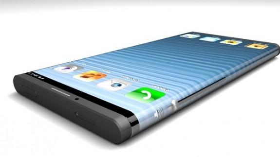 Detta iPhone 6 -koncept visar en omslagsbild baserad på ett Apple -patent.