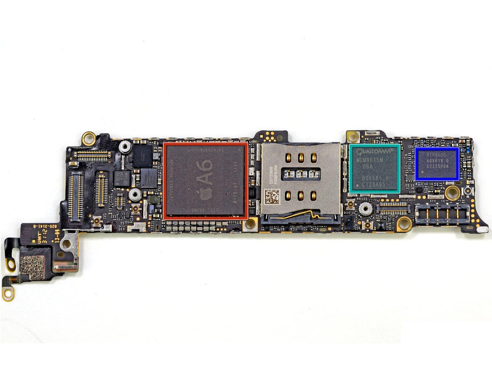 Intel kan börja tillverka Apple A7 -processorer, vilket kan hamna i iPhone 5S.