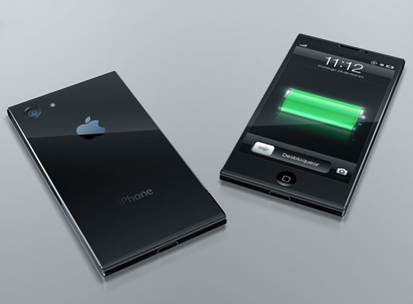 iPhone 6 -konceptet tar designinspiration från Sony Xperia Z.