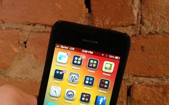 Sprint iPhone 5 ansluter på fler marknader än vid lanseringen.