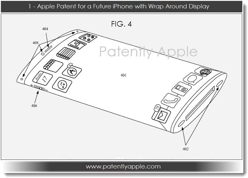 Är detta Apples eget iPhone 6 -koncept, eller bara ännu ett patent?