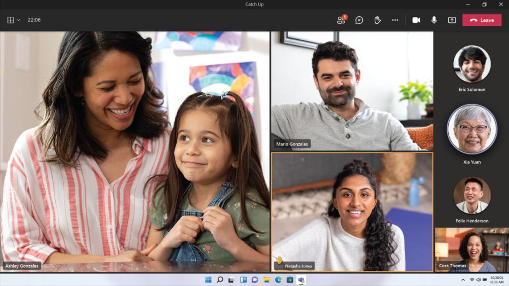 Microsoft Teams Office 2021