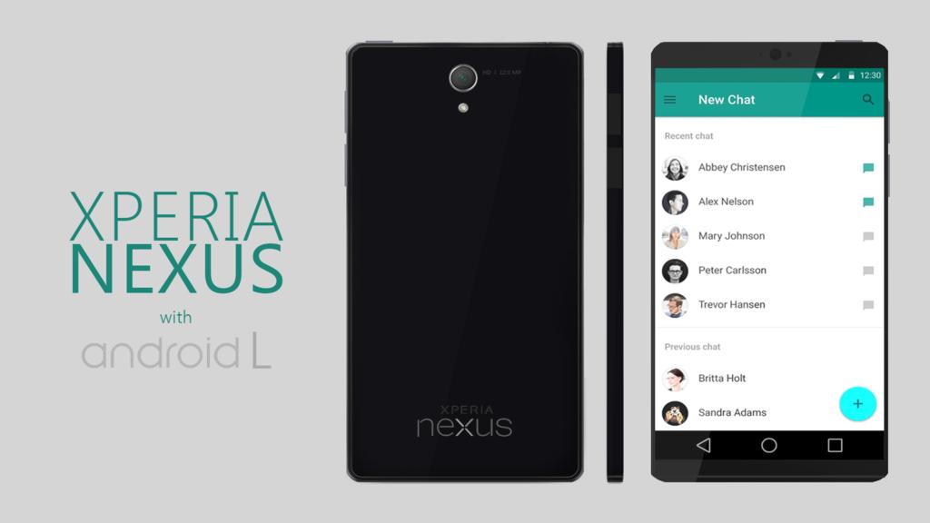 Detta nya Nexus 6 -koncept har Android L.