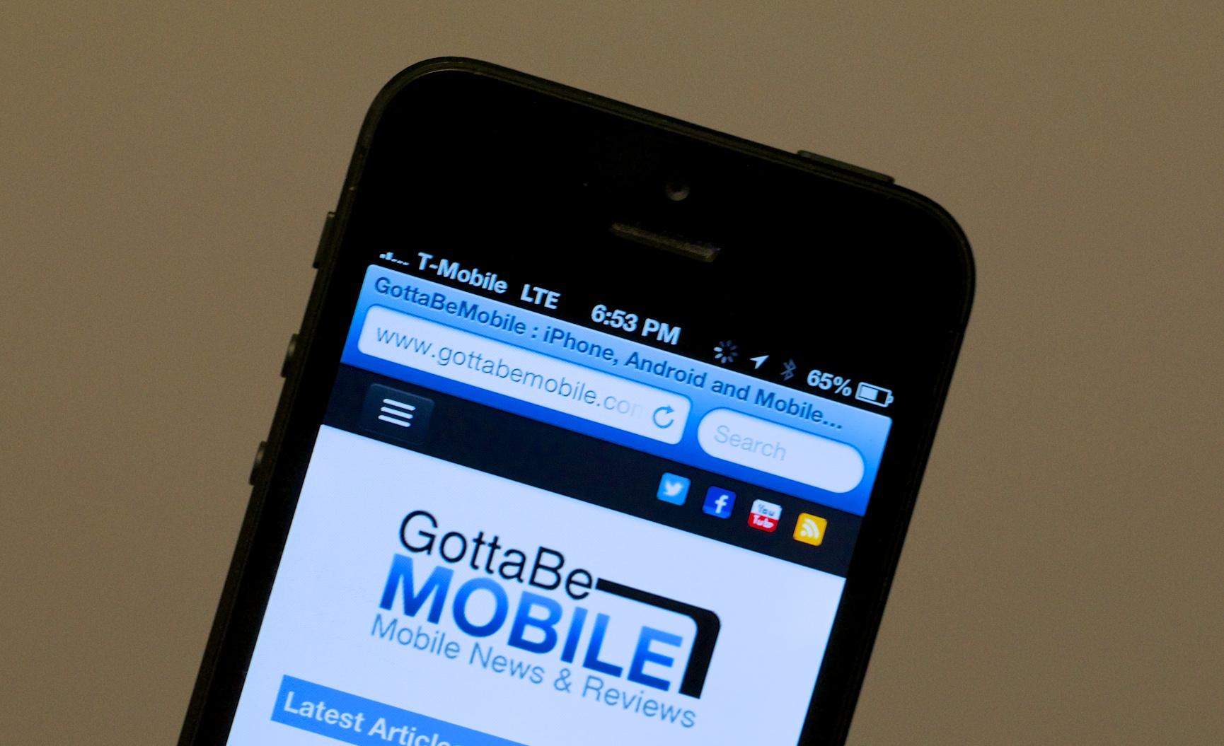 T-Mobile iPhone 5 kan komma imorgon.