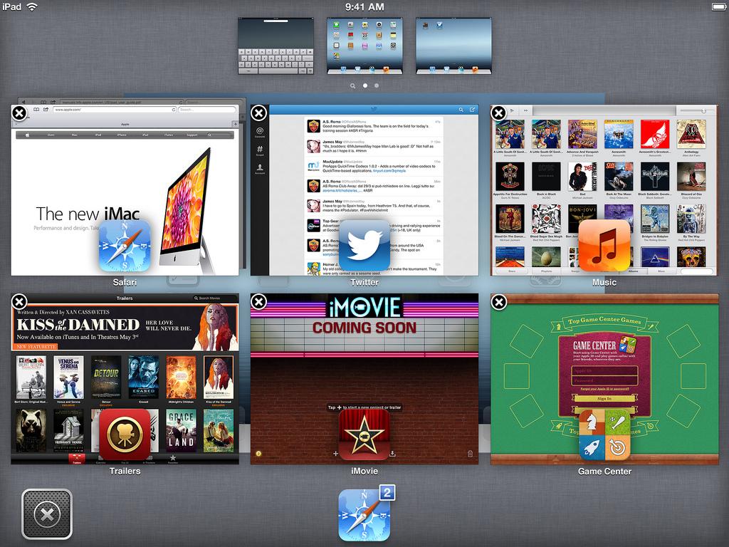 iOS 7 kan ge iRadio- och mobilbetalningar till iPhone 5S enligt en ny analytikeranmärkning.